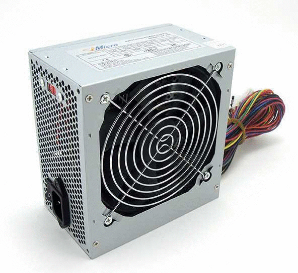 IMicro 500W IM500W ATX power supply