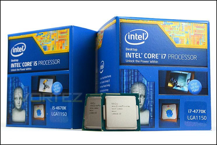 Intel Haswell LGA 1150 Core i7-4790K retail box w/fanh