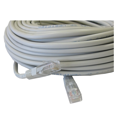 Intellinet 150' Cat5e cable Beige