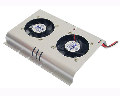 Matrix Dual Fan Hard Disk Cooler