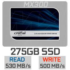 Crucial mx500 M.2 1TB Type 2280 SSD