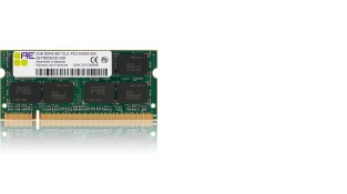 Super Talent 2GB DDR2-800 PC6400 200-pin SODIMM 16 chips RA