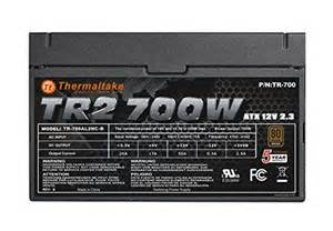 Thermaltake TR2 Bronze 700w 80plus tr-700cnus ATX power supply