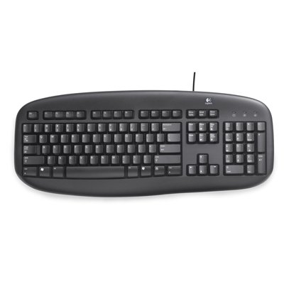 Logitech Value 100 PS/2 Keyboard