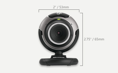 Microsoft LifeCam VX-3000 Webcam