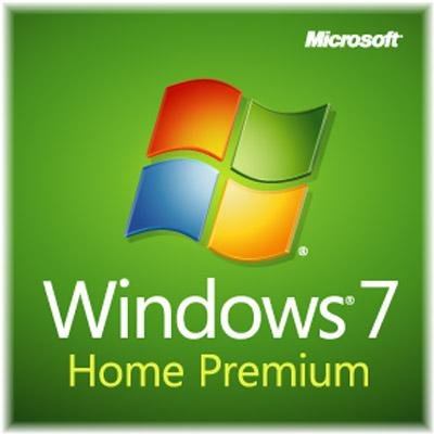 Microsoft Windows 7 Home Premium OEM 32 or 64bit